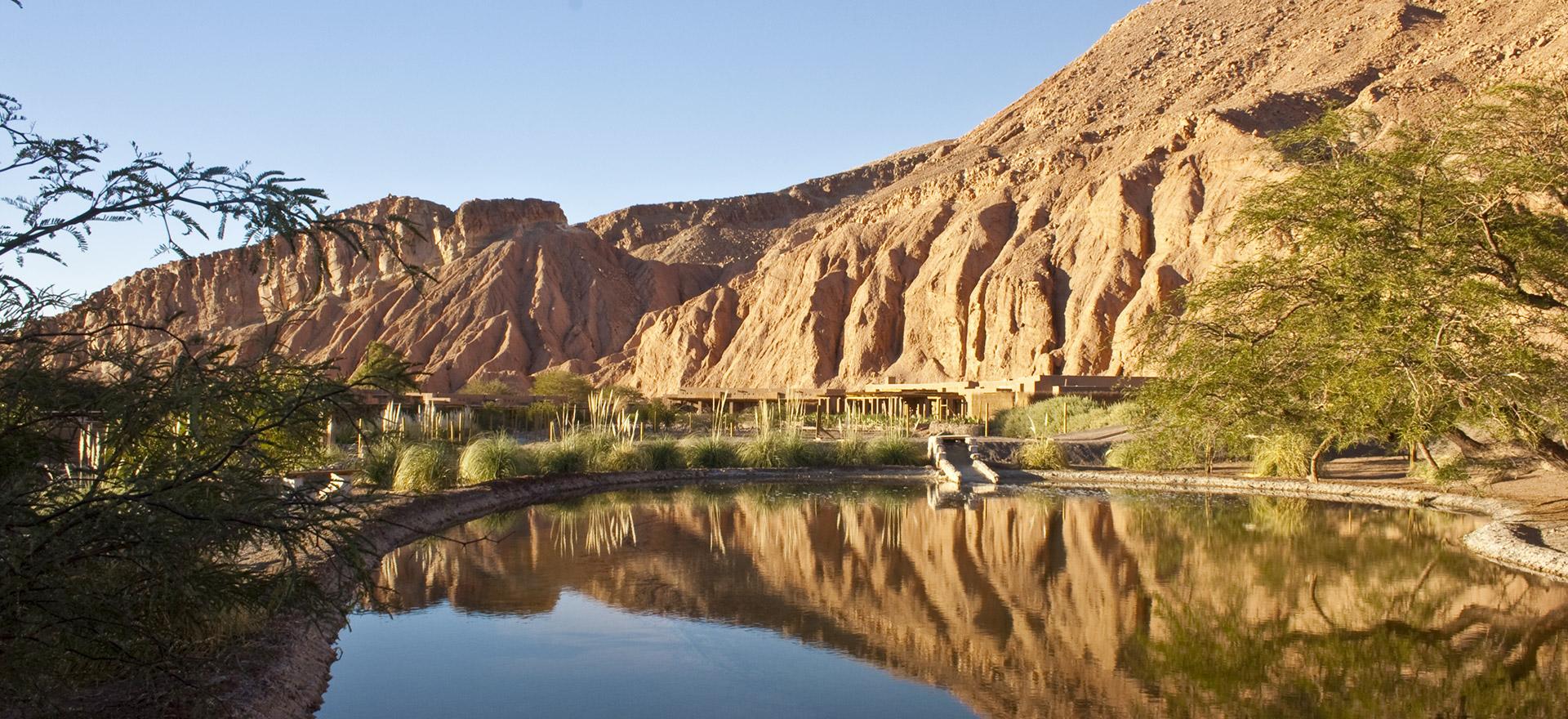 """Voir la page de l'établissement """"Alto Atacama Lodge & Spa"""""""