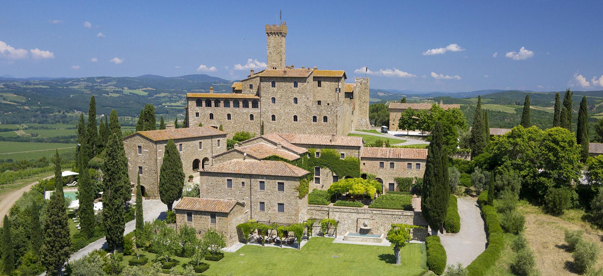 """Voir la page de l'établissement """"Castello Banfi – Il Borgo"""""""