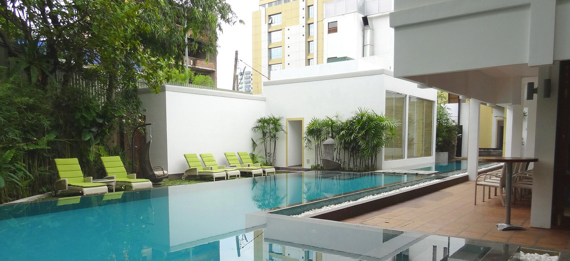 """Voir la page de l'établissement """"Colombo Court Hotel & Spa"""""""