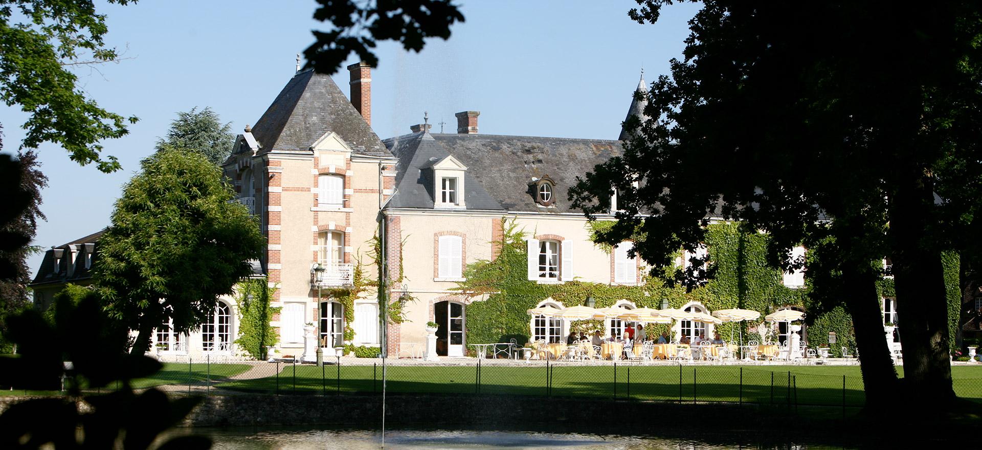 """Voir la page de l'établissement """"Les Hauts de Loire"""""""