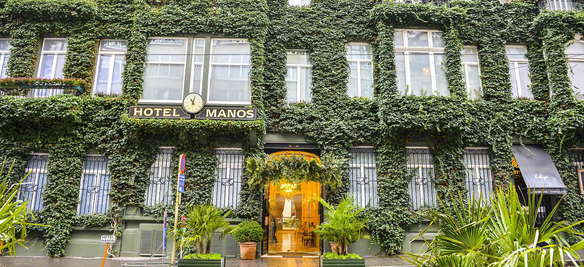 """Voir la page de l'établissement """"Hôtel Manos Premier"""""""
