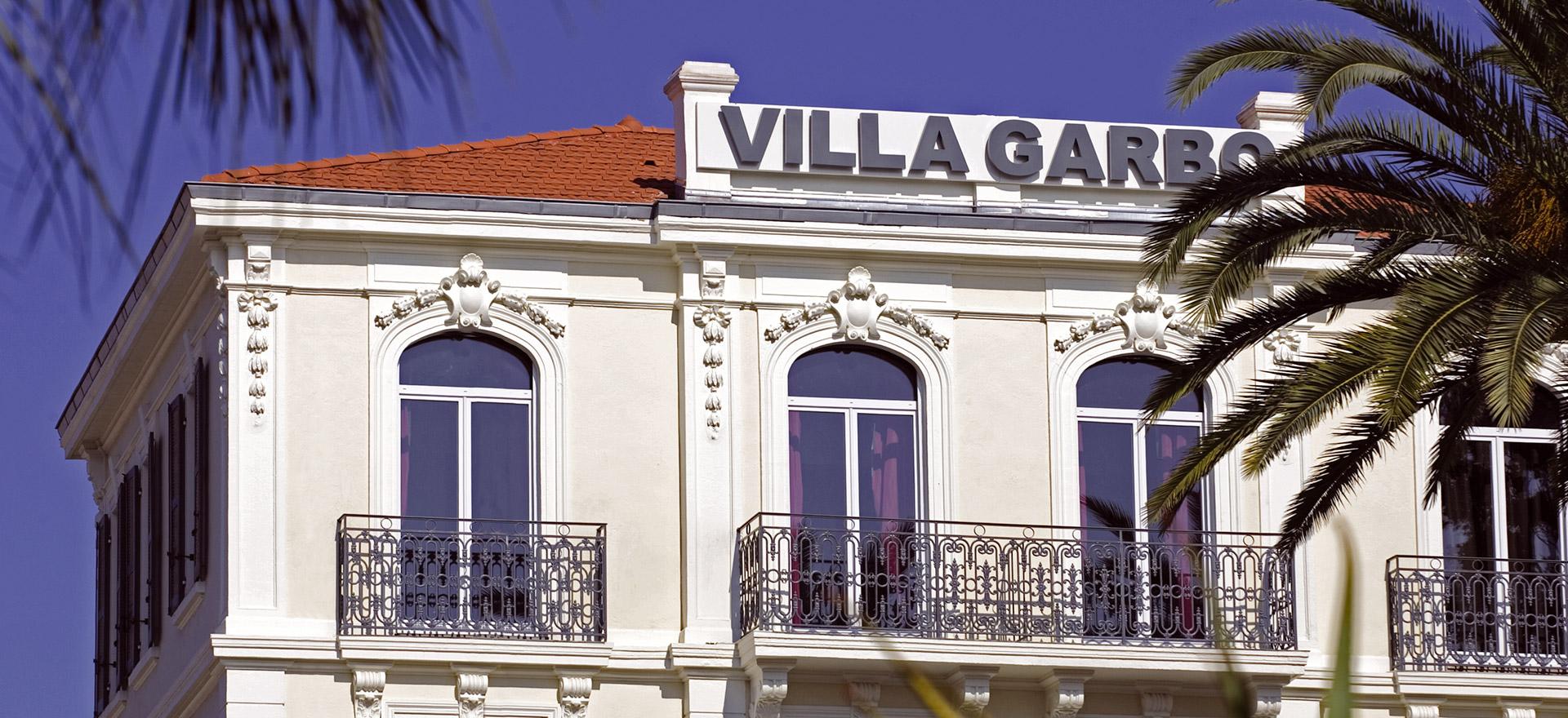 """Voir la page de l'établissement """"Villa Garbo"""""""