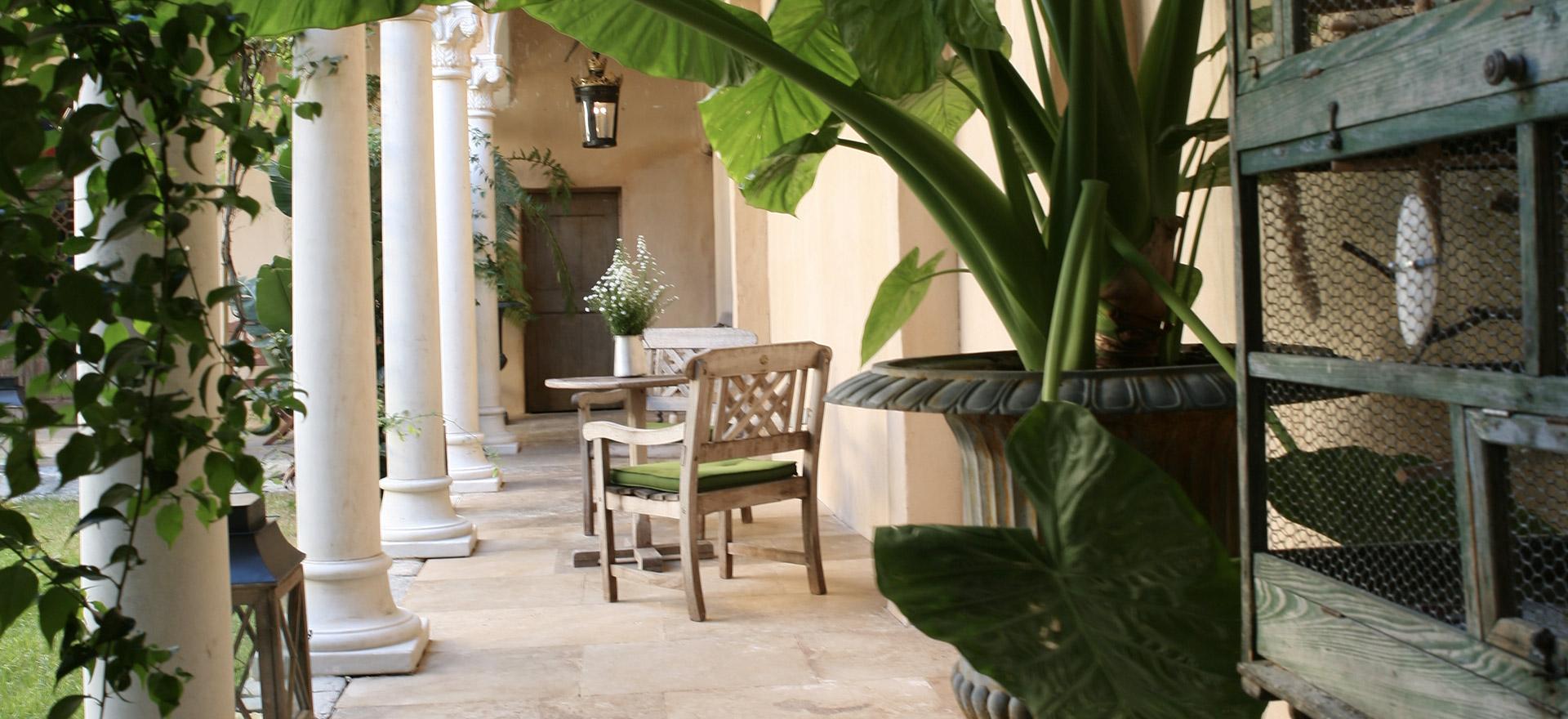 """Voir la page de l'établissement """"Hôtel Jardins Secrets"""""""