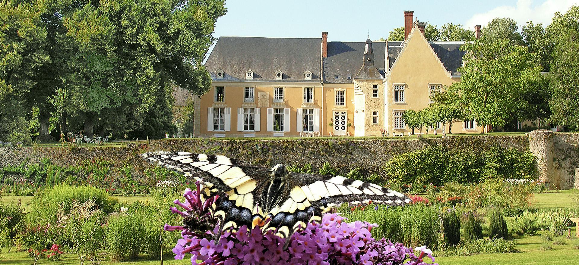 """Voir la page de l'établissement """"Château de La Barre"""""""