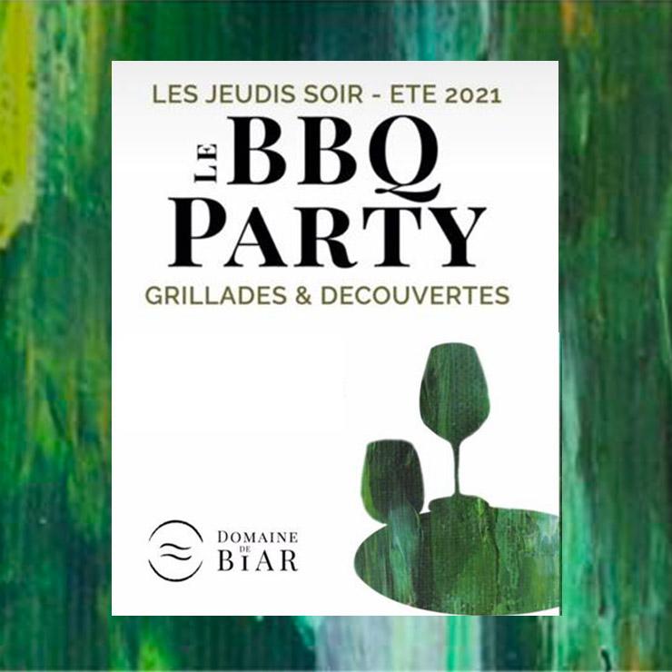 """Image d'illustration de l'offre """"Le BBQ Party"""""""