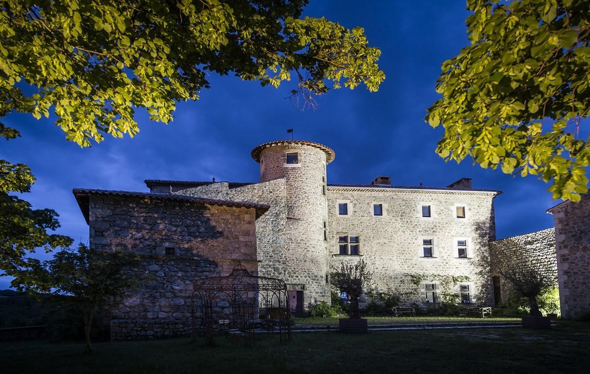 """Voir la page de l'établissement """"Château du Besset"""""""