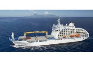 """Voir la page de l'établissement """"Aranui Cruises"""""""