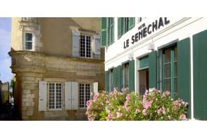 """Voir la page de l'établissement """"Hôtel Le Sénéchal"""""""