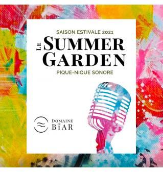 """Voir l'offre """"Le Summer Garden"""""""