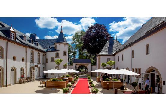 """Voir la page de l'établissement """"Château d'Urspelt"""""""
