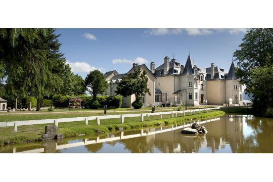 """Voir la page de l'établissement """"Château d'Orfeuillette"""""""
